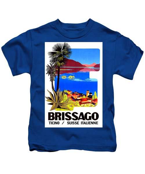 Brissago Kids T-Shirt