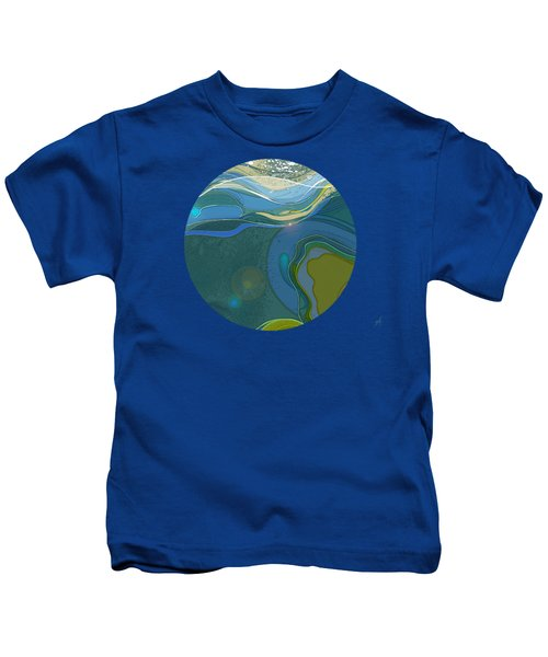 By The Sea Kids T-Shirt