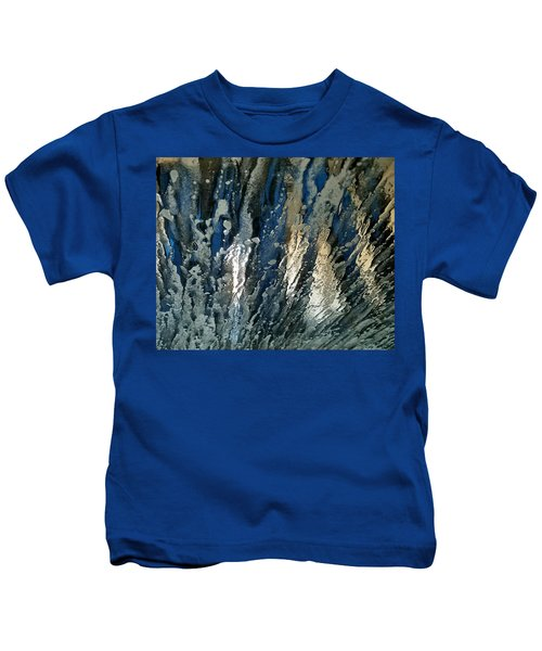 Car Wash Blues Kids T-Shirt