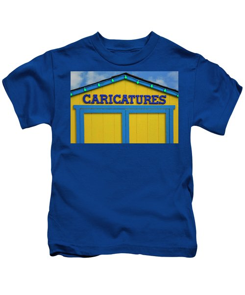 Caricatures Kids T-Shirt