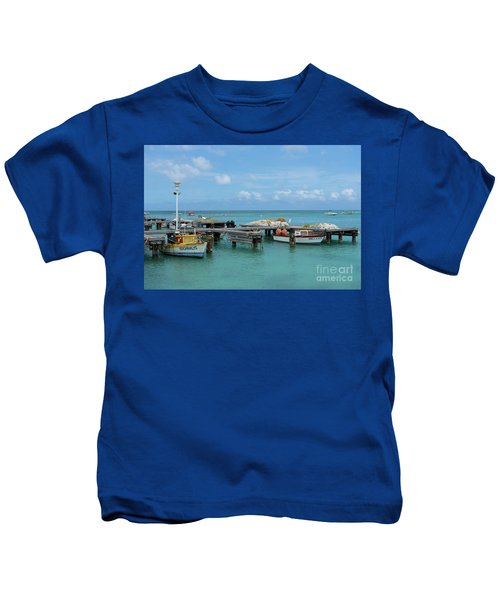 Catch Of The Day Kids T-Shirt