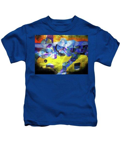 Cold Evening Wind Kids T-Shirt