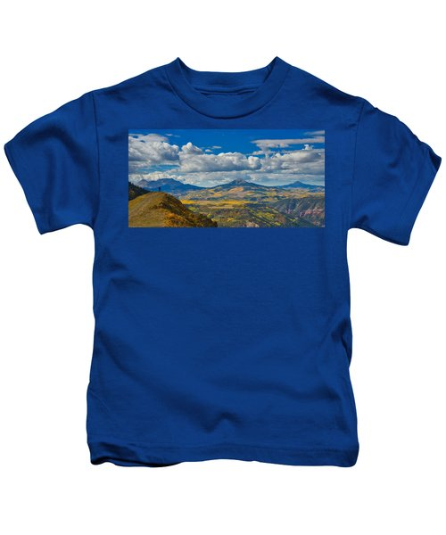 Colorado Fall Kids T-Shirt