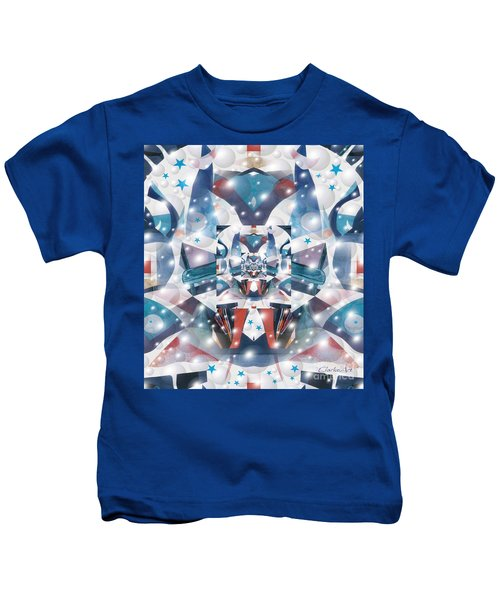 Command Central Kids T-Shirt