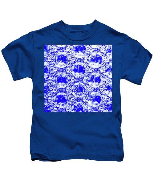 Cut Glass Beads 1 Kids T-Shirt