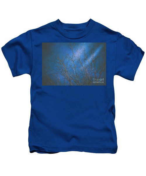 Dark Winter Kids T-Shirt