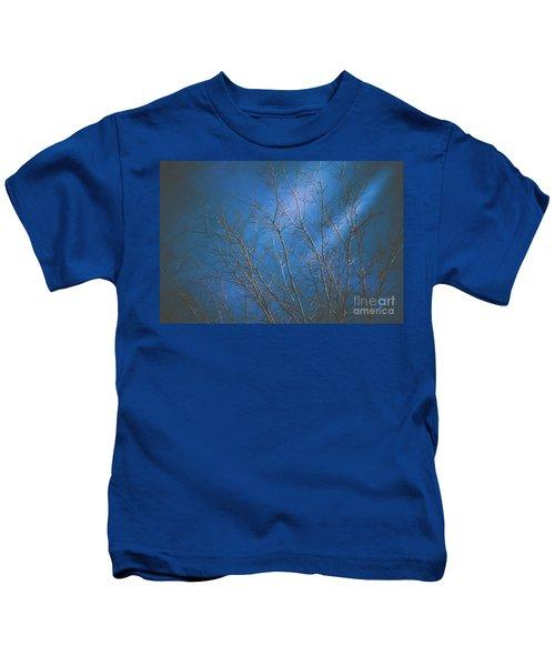 Dark Winter Kids T-Shirt