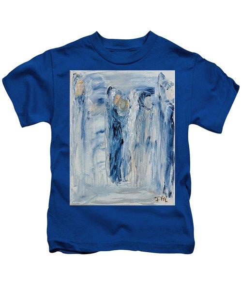 Divine Angels Kids T-Shirt