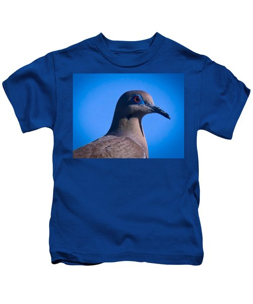 Don't It Make My Brown Eyes Blue Kids T-Shirt