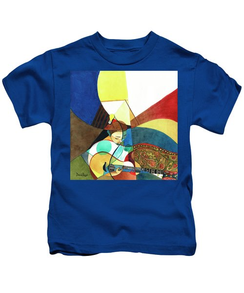 Finding Chords Kids T-Shirt