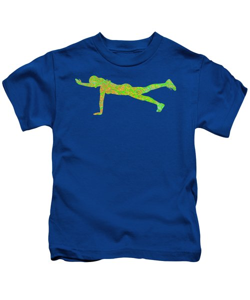 Gym Art 1 Kids T-Shirt