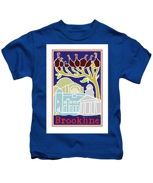 Happy Hanukkah Kids T-Shirt
