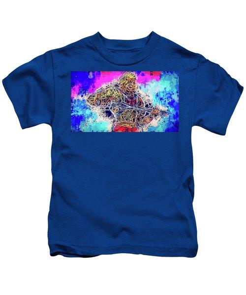 He - Man Kids T-Shirt