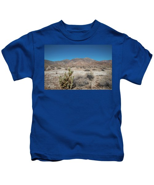 High Desert Cactus Kids T-Shirt