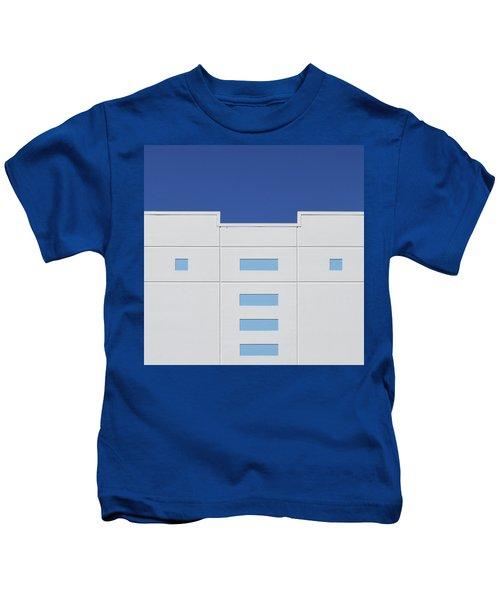 Industrial Minimalism 38 Kids T-Shirt