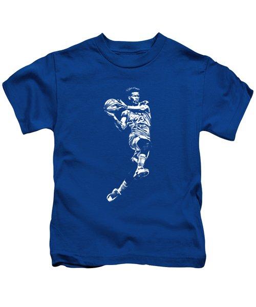 Jimmy Butler Philadelphia 76ers T Shirt Apparel Pixel Art 1 Kids T-Shirt