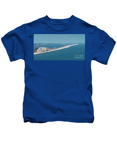 Johnson Beach Kids T-Shirt
