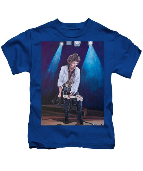 Keith Richards Kids T-Shirt