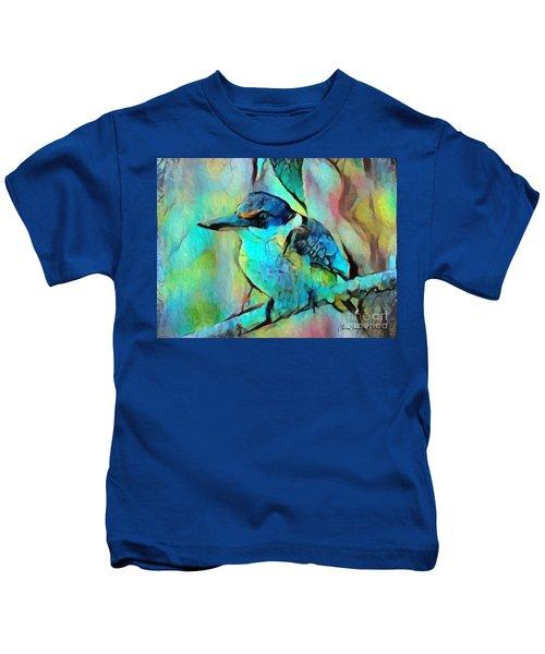 Kookaburra Blues Kids T-Shirt