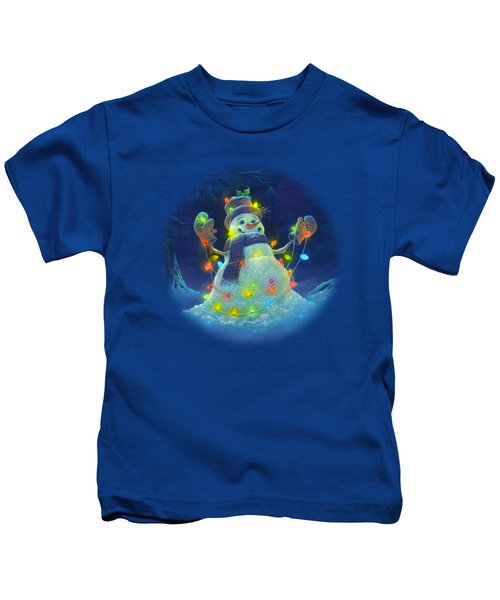 Let It Glow Kids T-Shirt