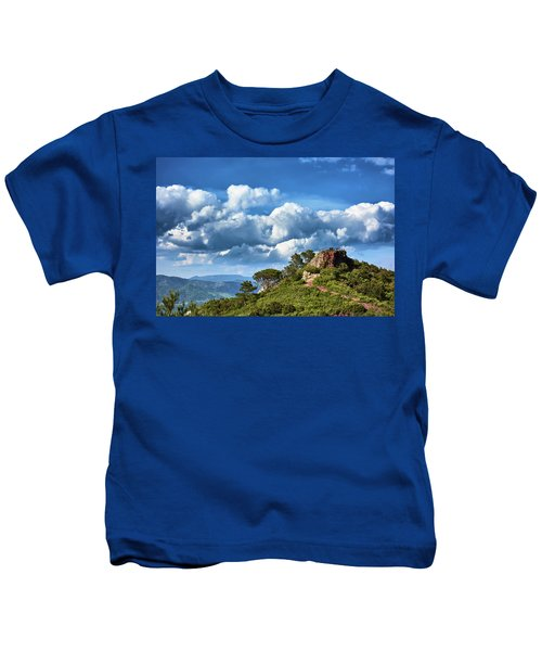 Like Touching The Sky Kids T-Shirt