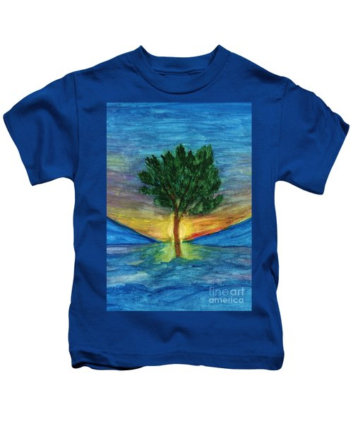 Lonely Pine Kids T-Shirt