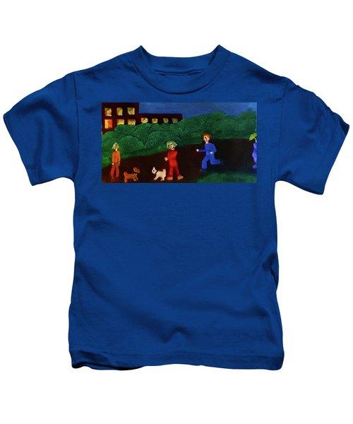 Love At First Sight Kids T-Shirt