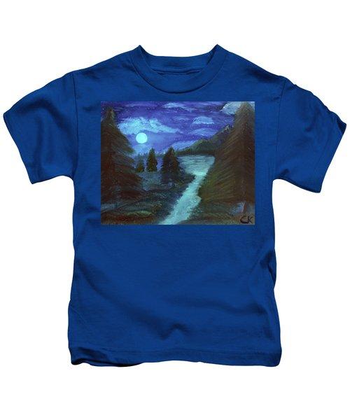 Midnight River Kids T-Shirt