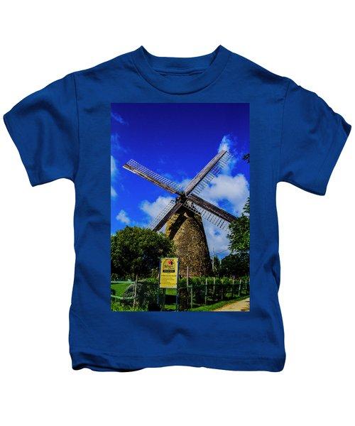 Morgan Lewis Mill Kids T-Shirt