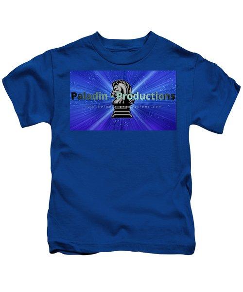 Paladin Productions Logo Kids T-Shirt