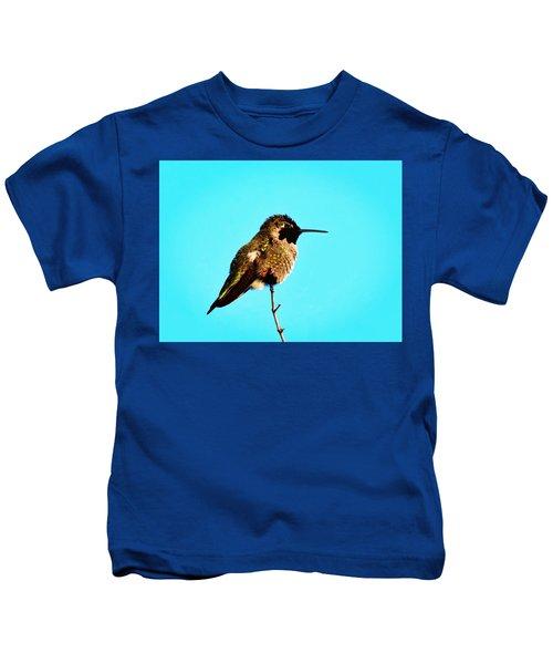 Perfect Posing Kids T-Shirt