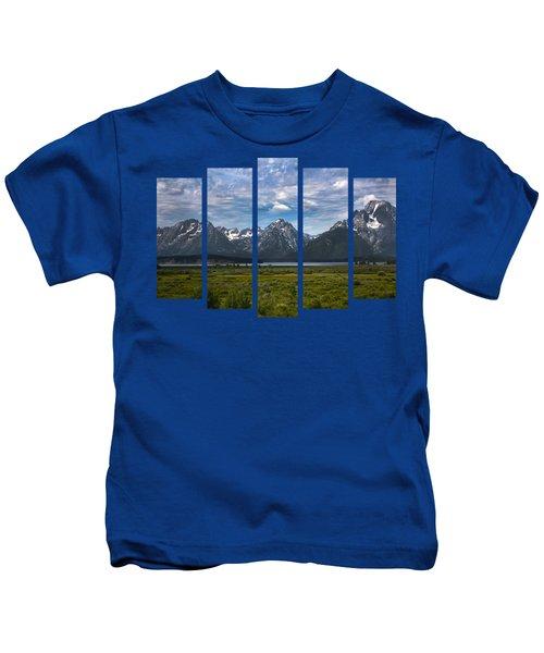 Set 8 Kids T-Shirt
