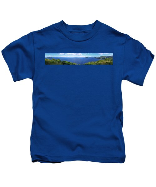 St. Thomas Northside Ocean View Kids T-Shirt
