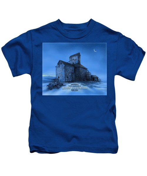 The Ross Elevator Version 3 Kids T-Shirt