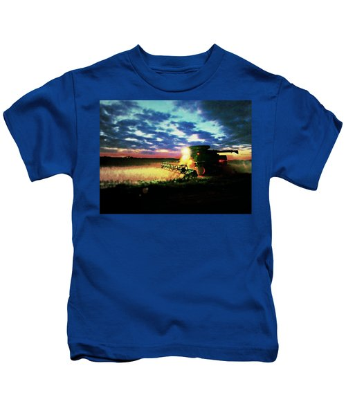 There Goes The Beans Kids T-Shirt