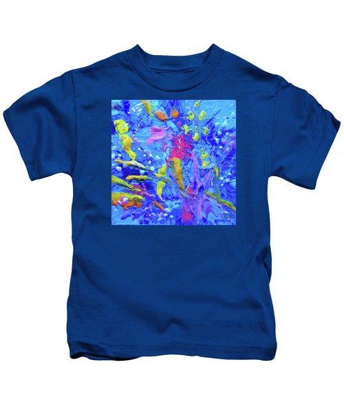 Under The Reef - Detail Kids T-Shirt