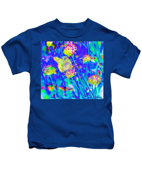 Yellow Fly Kids T-Shirt