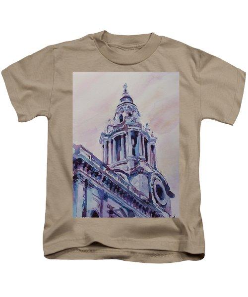 A Spire Of Saint Paul's Kids T-Shirt