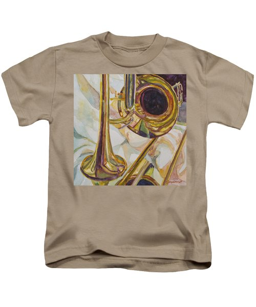 Brass At Rest Kids T-Shirt