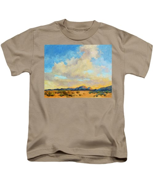Desert Clouds Kids T-Shirt