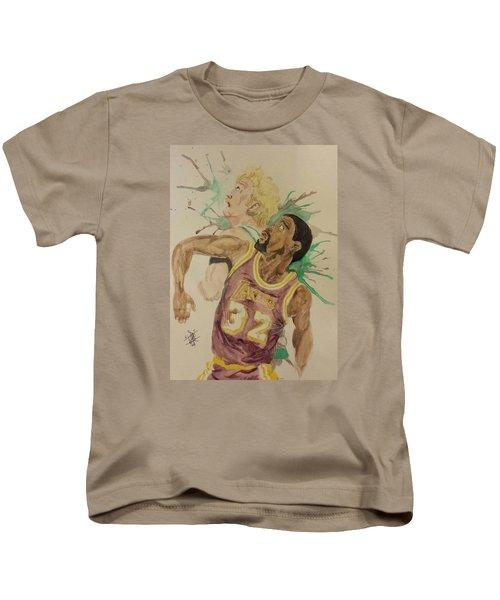 Magicbird Kids T-Shirt by DMo Herr