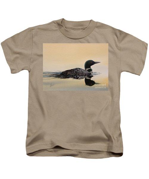 Nature So Fair Kids T-Shirt by James Williamson