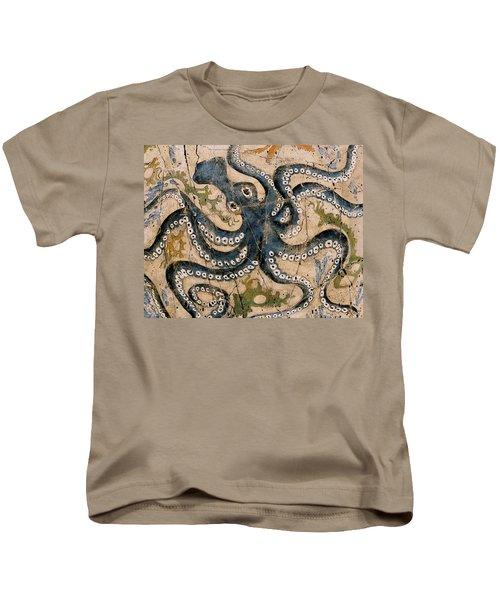 Octopus - Study No. 2 Kids T-Shirt