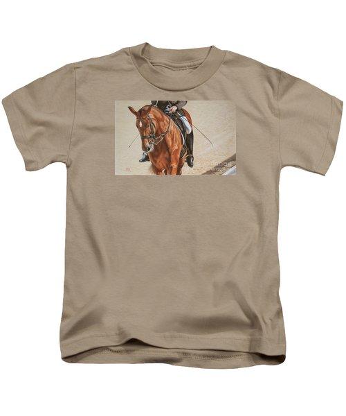 Paralympian Gold Kids T-Shirt