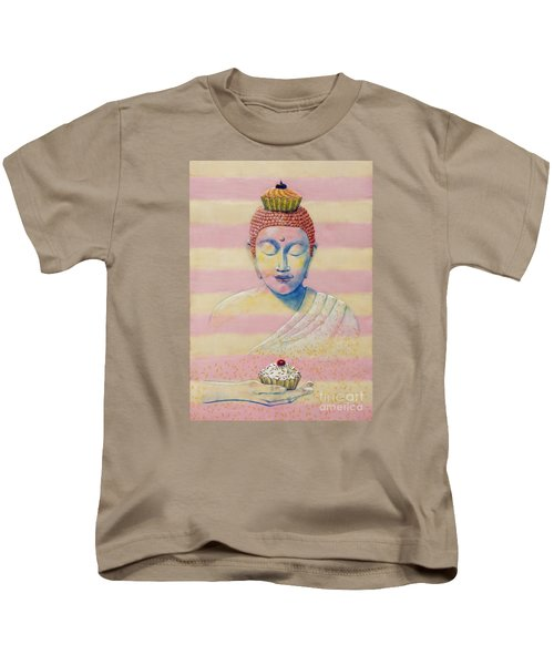 The Manifestation Of Cupcakes Kids T-Shirt