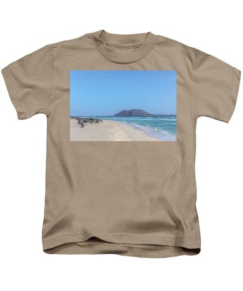 Corralejo - Fuerteventura Kids T-Shirt