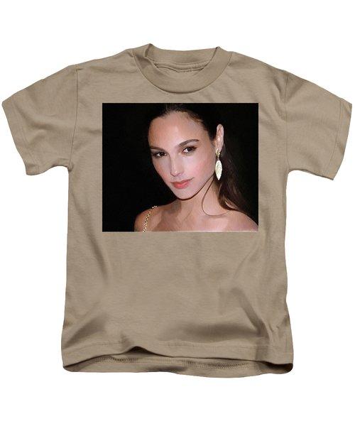 Gal Gadot Kids T-Shirt