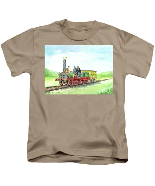 steamengine Adler Kids T-Shirt