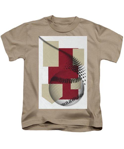 Arizona Diamondbacks Art Kids T-Shirt
