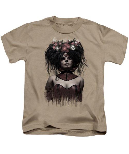 La Catrina Kids T-Shirt by Shanina Conway